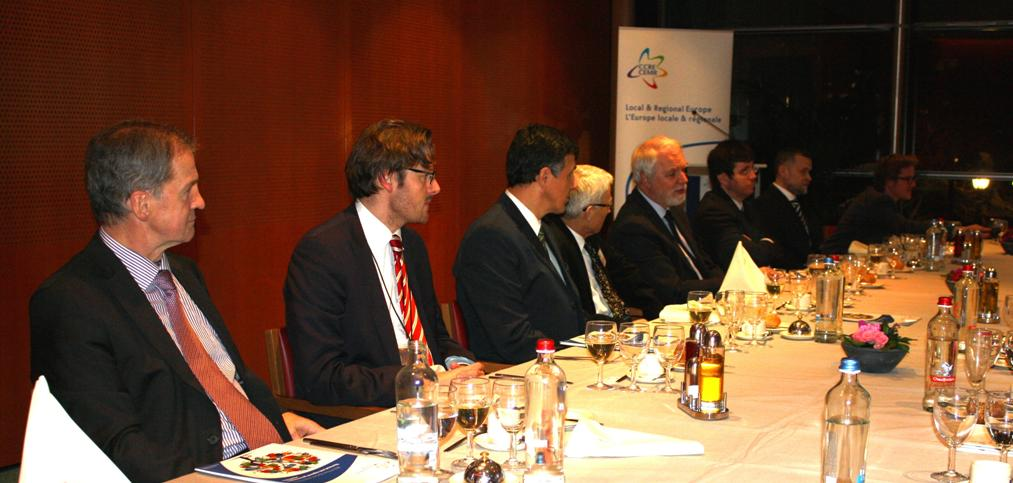 NALAS President meets high EU officials