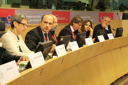 Live: NALAS addresses at the European Week of Regions and Cities