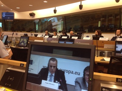 NALAS addresses at the third Enlargement Day
