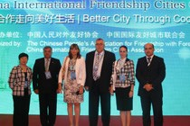 NALAS at the 2010 China International Friendship Cities Conference