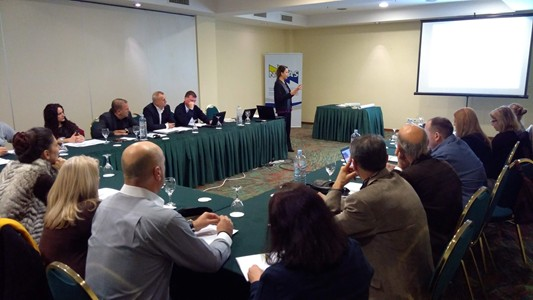 The Regional Working Group on Solid Waste Management discusses its progress and sustainability
