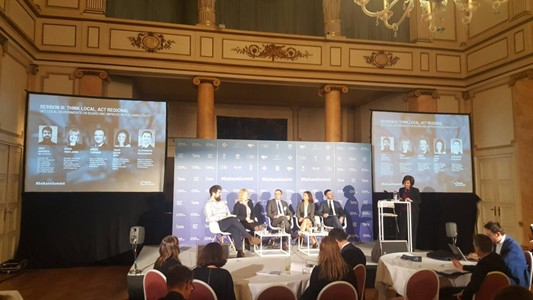 "NALAS makes local governments heard at the European Policy Summit ""Western Balkans at a Crossroads – New Challenges, Changing Dynamics"""